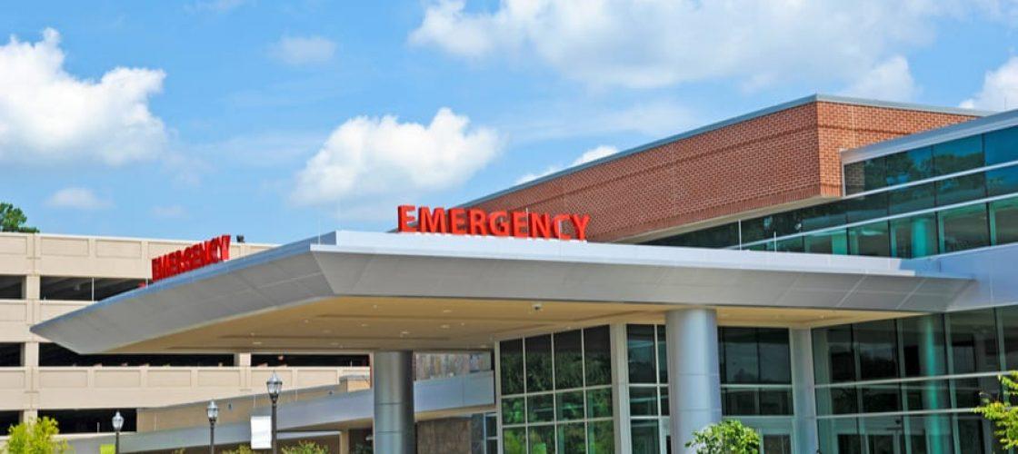 hospital - emergency room sign